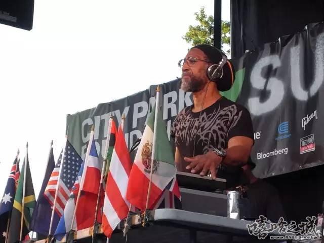 HIPHOP之父 DJ Kool Herc 推荐五位饶舌歌手