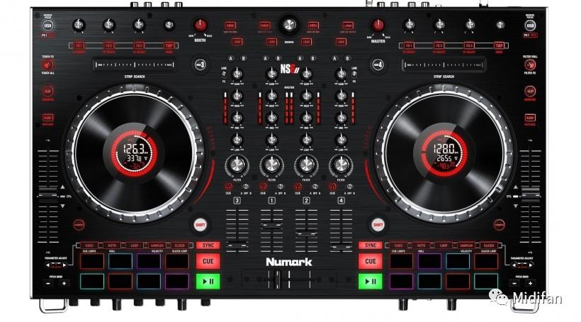 Numark 发布第二代 N6ll Serato DJ 旗舰控制器