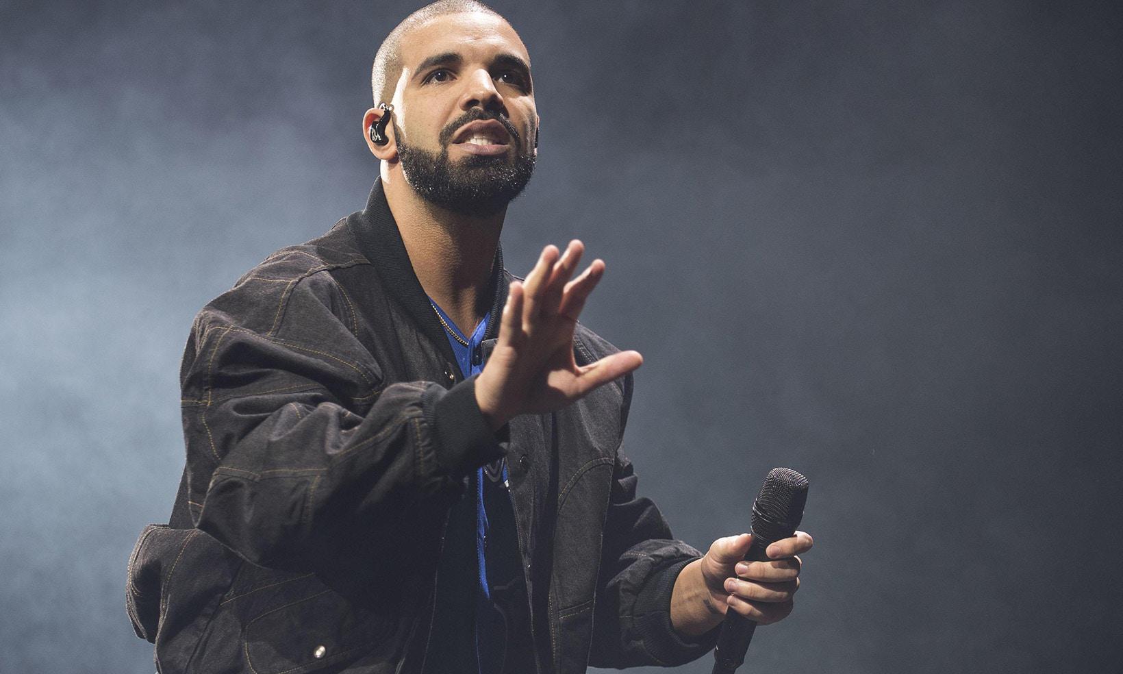 Drake热单《God's Plan》一周播放量突破一亿次