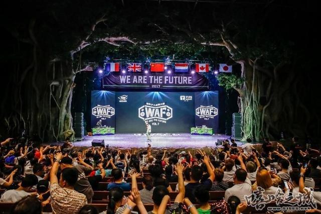 殿堂级赛事waf国际少儿街舞大赛 6.1郑州强势开赛